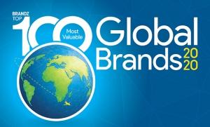 گزارش 100 برند جهانی