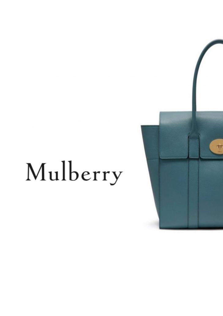 """برند بوک کیف """"Mulberry"""""""