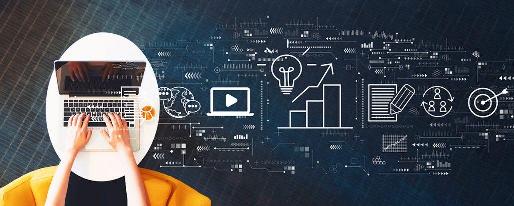 از بازاریابی سنتی به بازاریابی دیجیتال